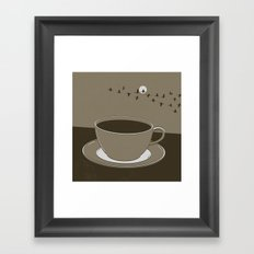 GOOD MORNING 10 Framed Art Print