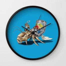 No Place Like Home (Colour) Wall Clock