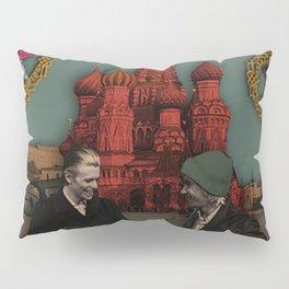 David and Iggy Pillow Sham
