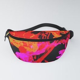 RAVE INK DROPS Fanny Pack