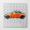 Orange Beetle by luckiestudio