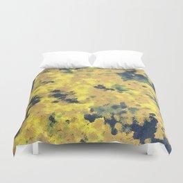 Flowerimg tree Duvet Cover
