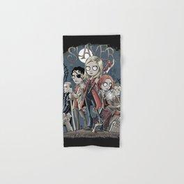 Buffy The Vampire Hand & Bath Towel