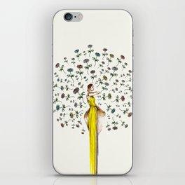 Paris Summer | The Flower Girl iPhone Skin