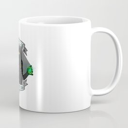 My will is not my own Coffee Mug