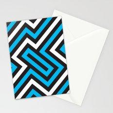 Labyrinth Pattern Stationery Cards