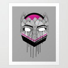 Through Your Eyes Art Print