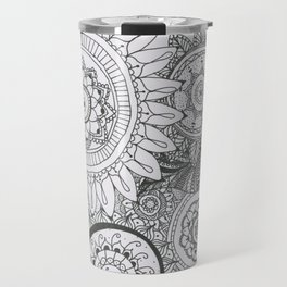 Kayla's Mandalas Travel Mug