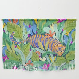 Colorful Jungle Wall Hanging