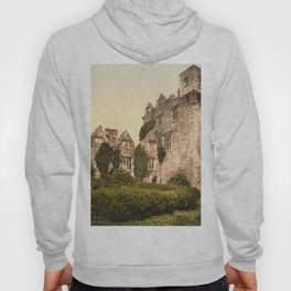 Vintage Photo-Print of Donegal Castle (1900) Hoody