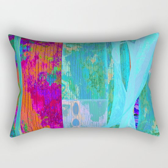 Well Strung Rectangular Pillow