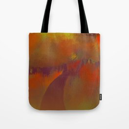 Golden Autumn Tote Bag