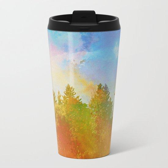 Enchanted Scenery 6 Metal Travel Mug