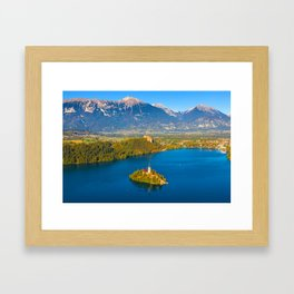 BLED 02 Framed Art Print