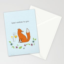 Best wishes to you Stationery Cards