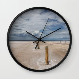 Posted Wall Clock