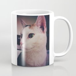 Eye of the Cat Coffee Mug