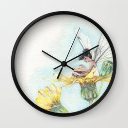 A Real Page Turner Wall Clock