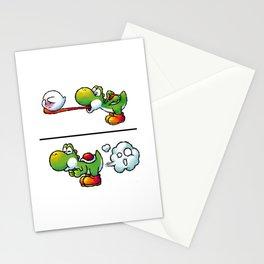 Farting Yoshi Stationery Cards