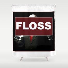 Floss Shower Curtain