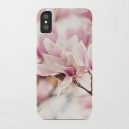 Japanese Magnolia II iPhone Case