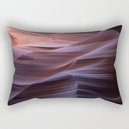 Antelope Canyon Arizona Rectangular Pillow