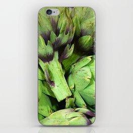 Artichokes iPhone Skin