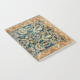 Sarouk  Antique West Persian Rug Print Notebook