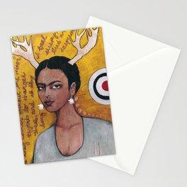 Frida's Diary Stationery Cards