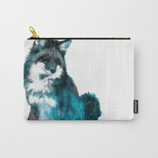 BLUE FOX Carry-All Pouch