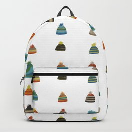 Hats for Winter Backpack