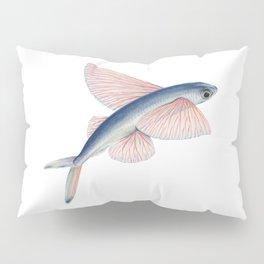 Flying Fish Pillow Sham