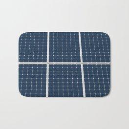 Solar Cell Panel Bath Mat
