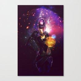 Tali'Zorah vas Normandy (Mass Effect) Art Canvas Print