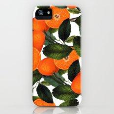 The Forbidden Orange #society6 #decor #buyart iPhone SE Slim Case