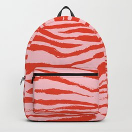 Electric Zebra Stripes (viii 2021) Backpack