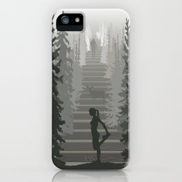 Manitou Incline iPhone Case
