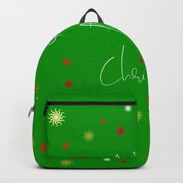 Feliz Navidad Backpack