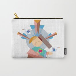 Baby Jesus Geo-1 Carry-All Pouch
