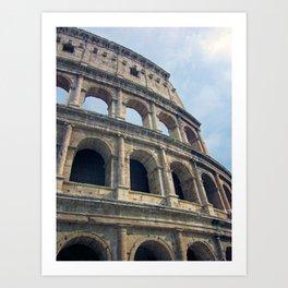 Rome I Art Print