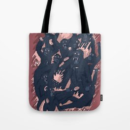 Ape Craze Tote Bag
