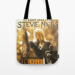 Stevie Nicks Tote Bag