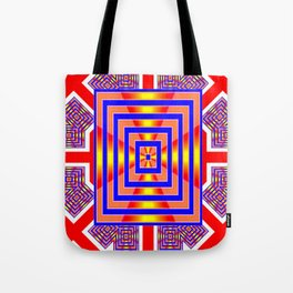Doorway to the Heat* Tote Bag