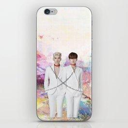 Chained Up Hyuken iPhone Skin