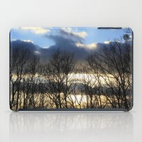 rileigh smirl iPad Cases featuring Sunset by Rileigh Smirl