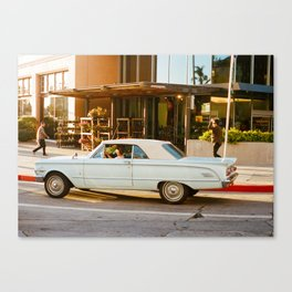 Ultimate Grocery Getter Canvas Print