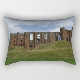 Castle Ruin Rectangular Pillow