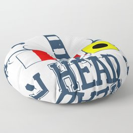 Hilton Head Island - South Carolina. Floor Pillow