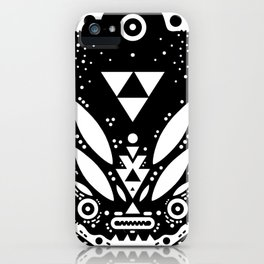 s k u l l iPhone Case