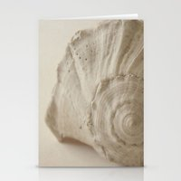 seashell Stationery Cards featuring Seashell by Sweet Moments Captured